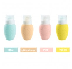 70ml Portable Silicone Squeeze Bottle