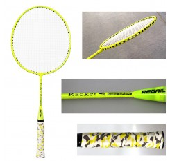 1 Pair Badminton Rackets with Balls 2 Player Badminton Set for Children Indoor Outdoor Sport Game