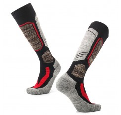 Adults Skiing Socks Thermal Cotton Snowboard Socks High Performance Winter Sports Socks