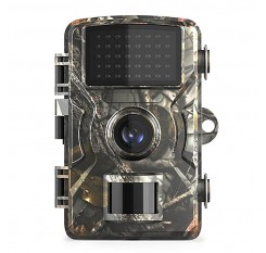 12MP 1080P Wildlife Hunting Trail and Game Camera Motion Activated Security Camera IP66 Waterproof Outdoor Infrared Night Vision Hunting Scouting Camera