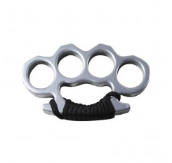 Fight Ring Four Finger Knuckle Outdoor Tactical Survival Multi-function EDC Dusters Tool
