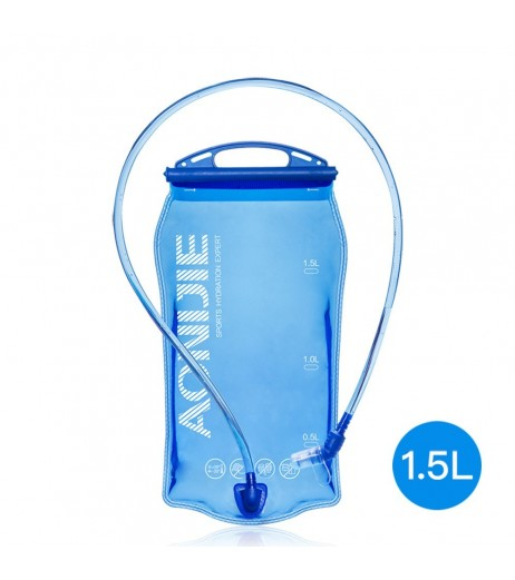 AONIJIE Outdoor Cycling Running Foldable PEVA Water Bag Sport Hydration Bladder for Camping Hiking Climbing