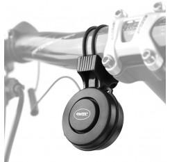 Cycling Bicycle Electric Bell Waterproof USB Rechargeable Bike Handlebar Rings