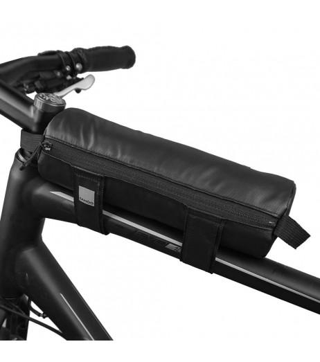 Bike Handlebar Bag Cycling Top Tube Bag Bike Bicycle Front Frame Bag Cycling Strap-on Storage Bag